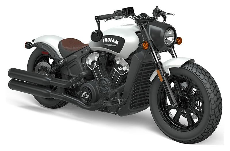 2021 Indian Scout® Bobber ABS in Broken Arrow, Oklahoma - Photo 1