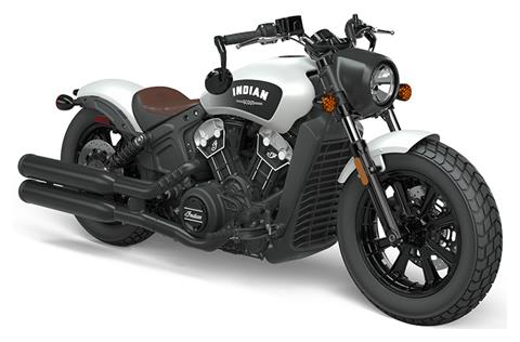 2021 Indian Scout® Bobber ABS in Ottumwa, Iowa - Photo 1