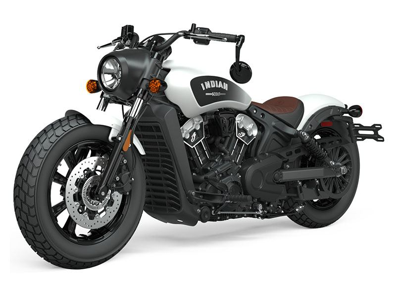 2021 Indian Scout® Bobber ABS in Westfield, Massachusetts - Photo 2