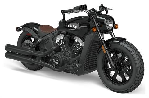 2021 Indian Scout® Bobber ABS in Hollister, California - Photo 1