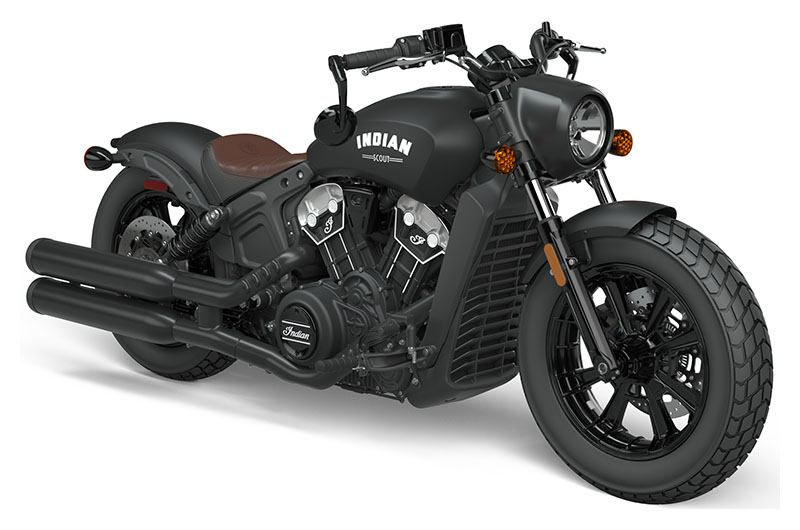 2021 Indian Scout® Bobber ABS in San Jose, California - Photo 1