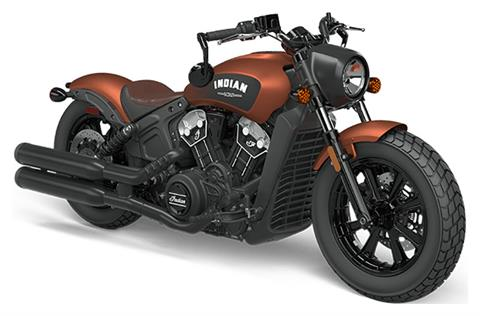 2021 Indian Scout® Bobber ABS Icon in Cedar Rapids, Iowa