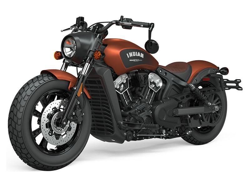 2021 Indian Scout® Bobber ABS Icon in Bristol, Virginia - Photo 2