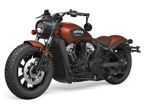 2021 Indian Scout® Bobber ABS Icon in O Fallon, Illinois - Photo 2