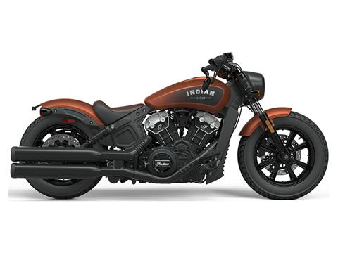 2021 Indian Scout® Bobber ABS Icon in O Fallon, Illinois - Photo 3