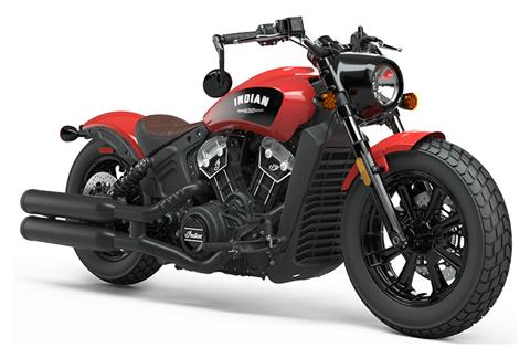 2021 Indian Scout® Bobber ABS Icon in Ottumwa, Iowa - Photo 1