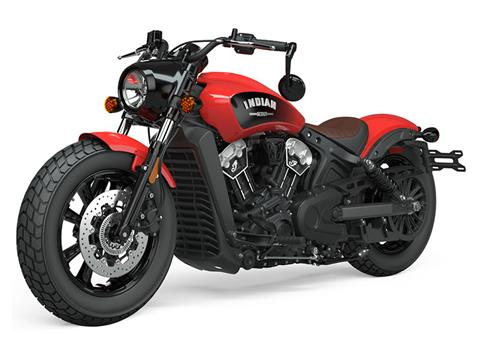2021 Indian Scout® Bobber ABS Icon in Staten Island, New York - Photo 2