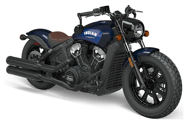 2021 Indian Scout® Bobber ABS Icon in Chesapeake, Virginia - Photo 1