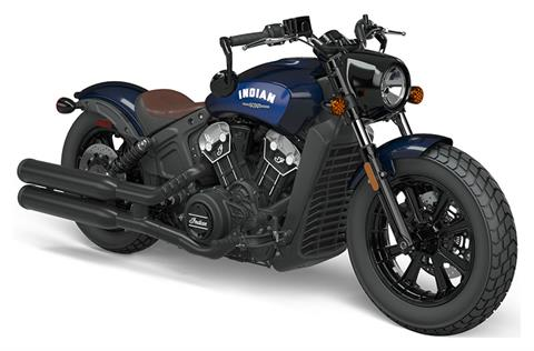 2021 Indian Scout® Bobber ABS Icon in Adams Center, New York - Photo 1