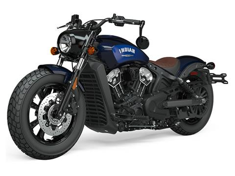 2021 Indian Scout® Bobber ABS Icon in Adams Center, New York - Photo 2