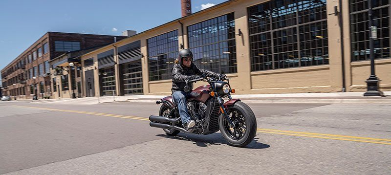 2021 Indian Scout® Bobber ABS Icon in Adams Center, New York - Photo 6