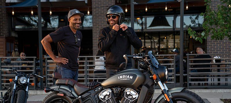 2021 Indian Scout® Bobber ABS Icon in Rogers, Minnesota - Photo 7