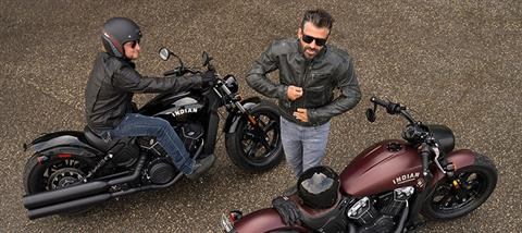 2021 Indian Scout® Bobber ABS Icon in Adams Center, New York - Photo 9