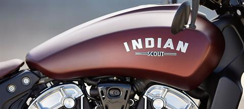 2021 Indian Scout® Bobber ABS Icon in Tyler, Texas - Photo 10