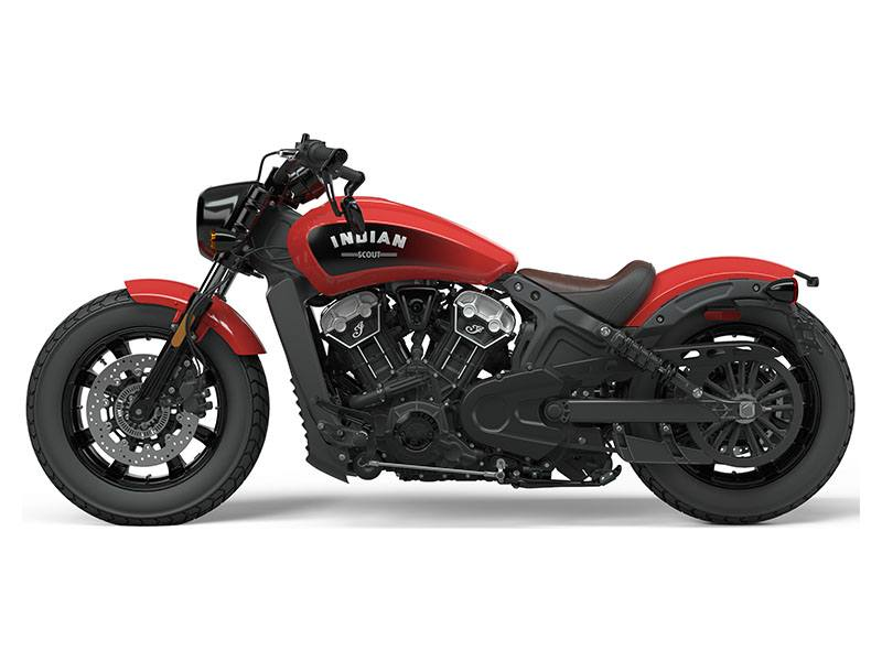 2021 Indian Scout® Bobber ABS Icon in San Jose, California - Photo 4