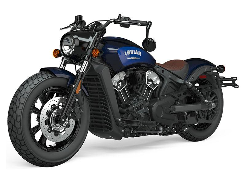 2021 Indian Scout® Bobber ABS Icon in Hollister, California - Photo 2