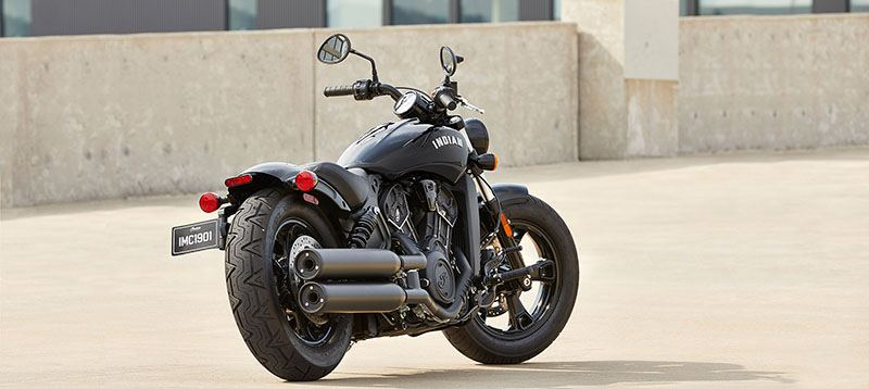 2021 Indian Scout® Bobber Sixty in Westfield, Massachusetts