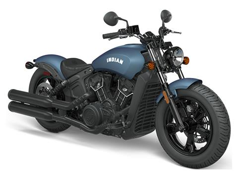 2021 Indian Scout® Bobber Sixty ABS in Norman, Oklahoma - Photo 1