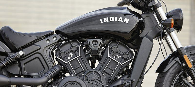 2021 Indian Scout® Bobber Sixty ABS in Lake Villa, Illinois