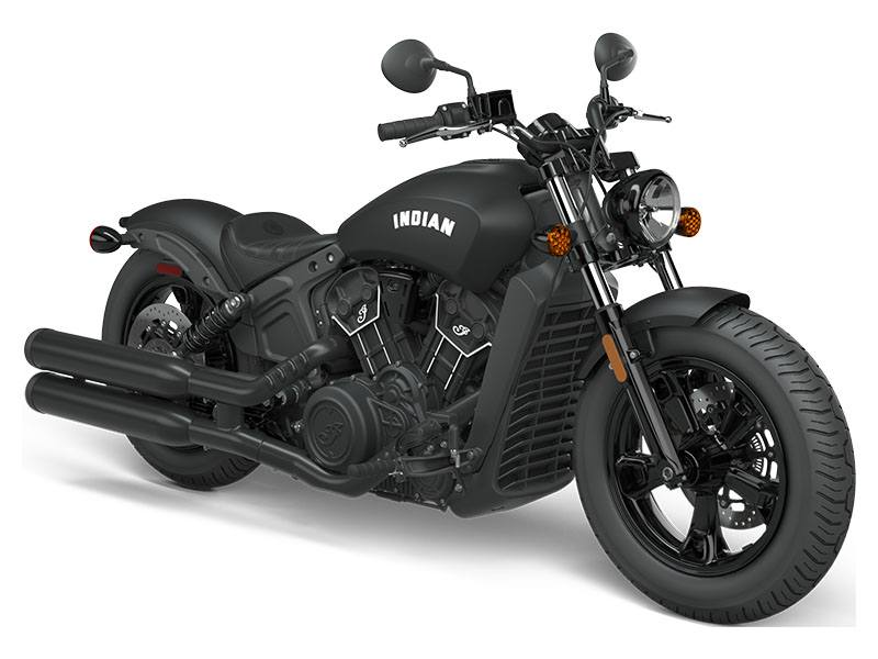 2021 Indian Scout® Bobber Sixty ABS in Farmington, New York - Photo 1