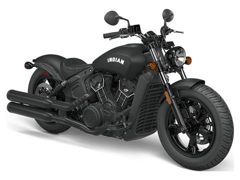 2021 Indian Scout® Bobber Sixty ABS in Ottumwa, Iowa - Photo 1