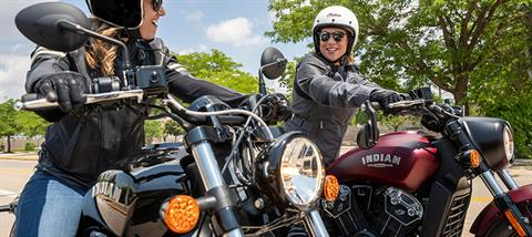 2021 Indian Scout® Bobber Sixty ABS in Farmington, New York - Photo 8