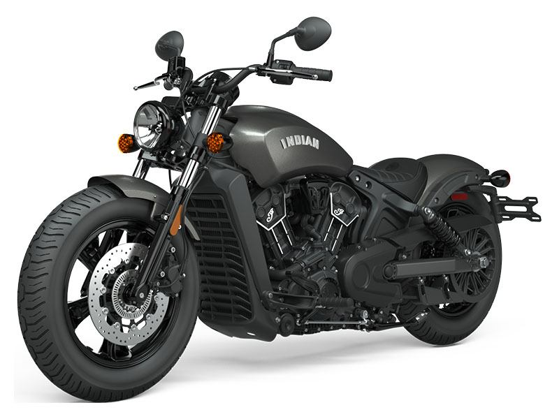 2021 Indian Scout® Bobber Sixty ABS in Ottumwa, Iowa - Photo 2