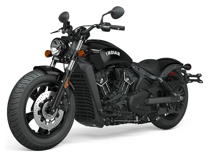2021 Indian Scout® Bobber Sixty ABS in Hollister, California - Photo 2