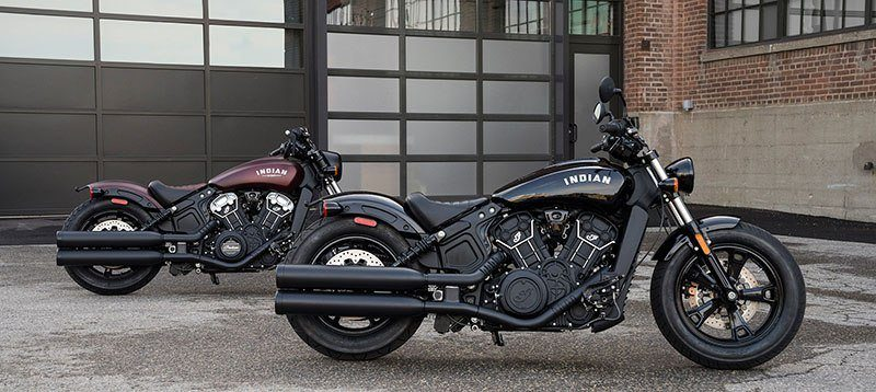 2021 Indian Scout® Bobber Sixty ABS in Sacramento, California - Photo 6