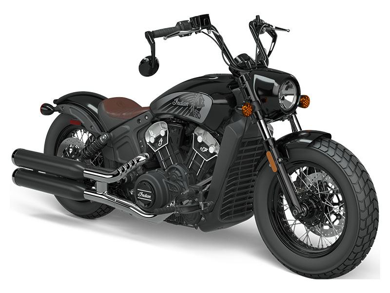 2021 Indian Scout® Bobber Twenty in Idaho Falls, Idaho - Photo 1