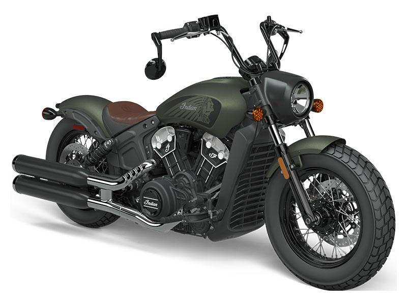 2021 Indian Scout® Bobber Twenty ABS in Savannah, Georgia - Photo 1