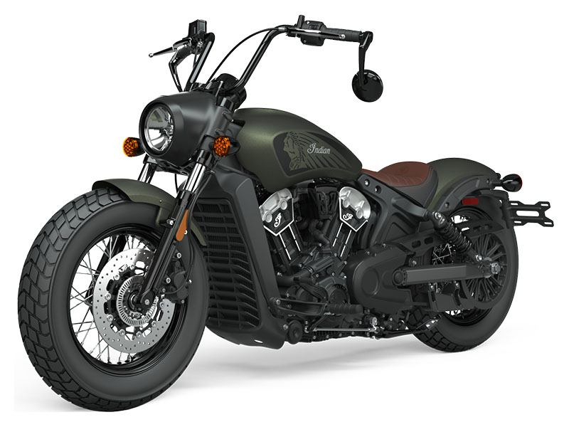 2021 Indian Scout® Bobber Twenty ABS in Saint Clairsville, Ohio - Photo 2