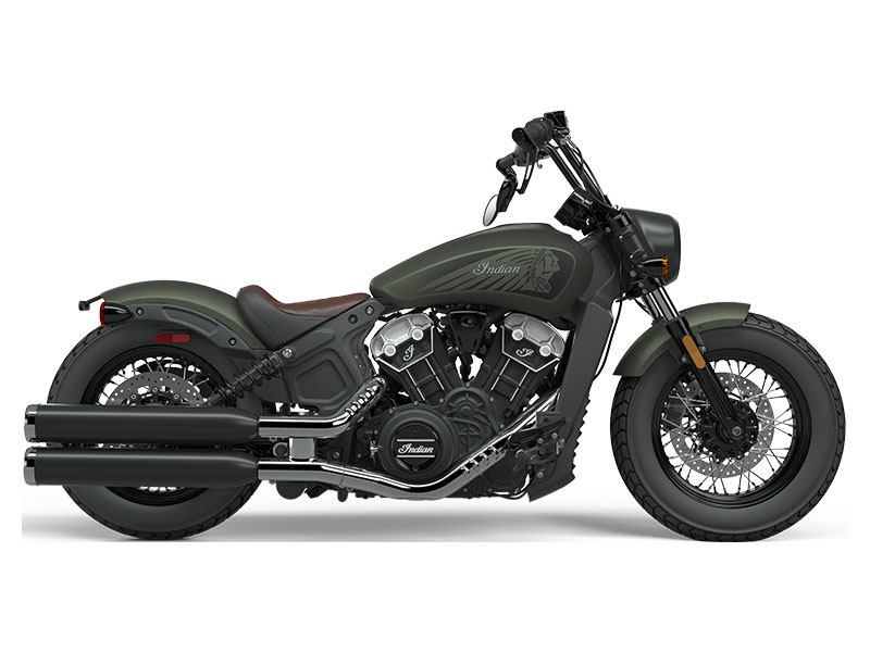2021 Indian Scout® Bobber Twenty ABS in Elkhart, Indiana - Photo 3
