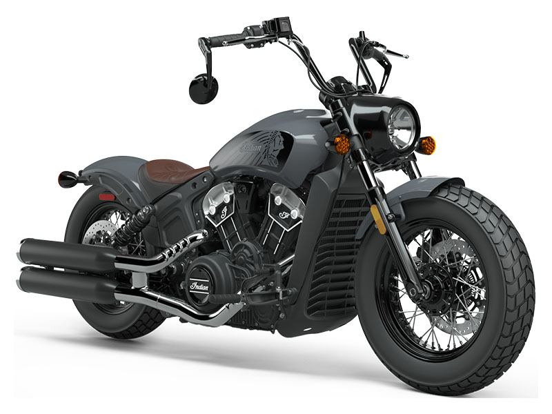 2021 Indian Scout® Bobber Twenty ABS in Waynesville, North Carolina - Photo 1