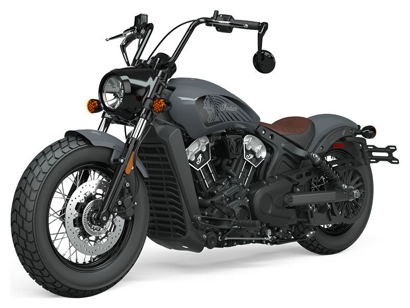 2021 Indian Scout® Bobber Twenty ABS in Idaho Falls, Idaho - Photo 2