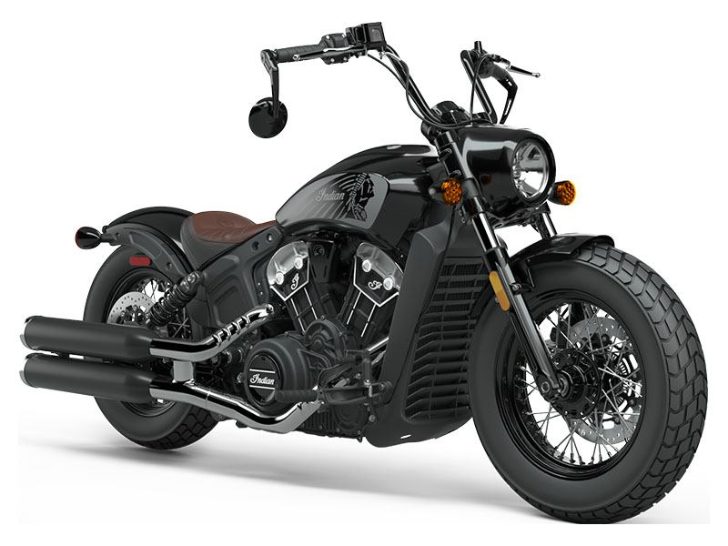 2021 Indian Scout® Bobber Twenty ABS in Fleming Island, Florida - Photo 1