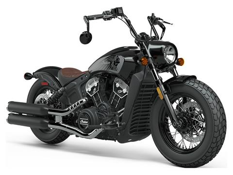 2021 Indian Scout® Bobber Twenty ABS in Chesapeake, Virginia - Photo 1