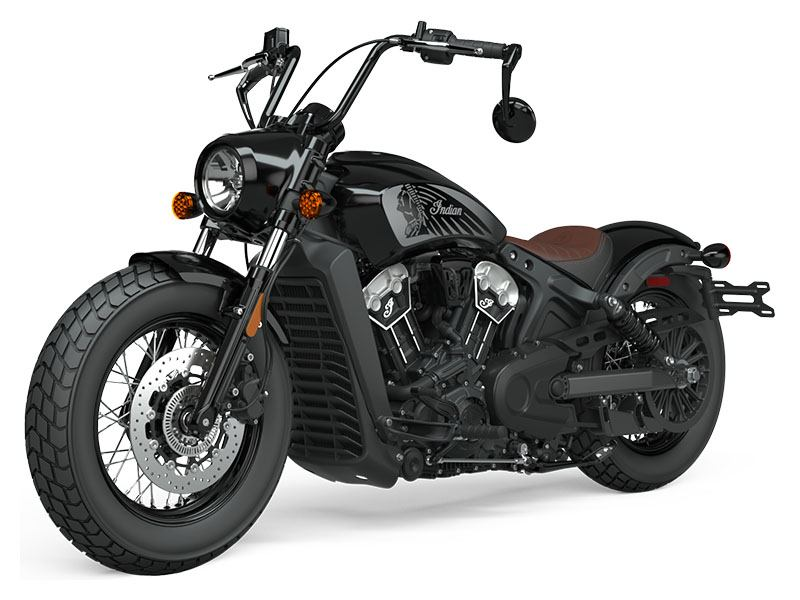 2021 Indian Scout® Bobber Twenty ABS in Chesapeake, Virginia - Photo 2