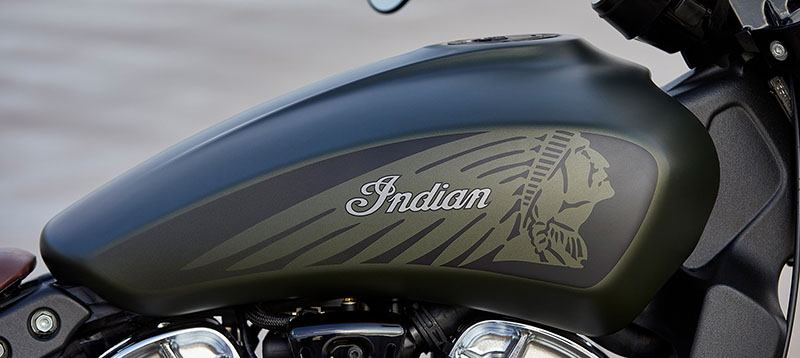 2021 Indian Scout® Bobber Twenty ABS in EL Cajon, California - Photo 9
