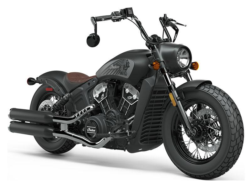 2021 Indian Scout® Bobber Twenty ABS in Hollister, California - Photo 1