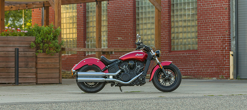 2021 Indian Scout® Sixty in Fort Worth, Texas