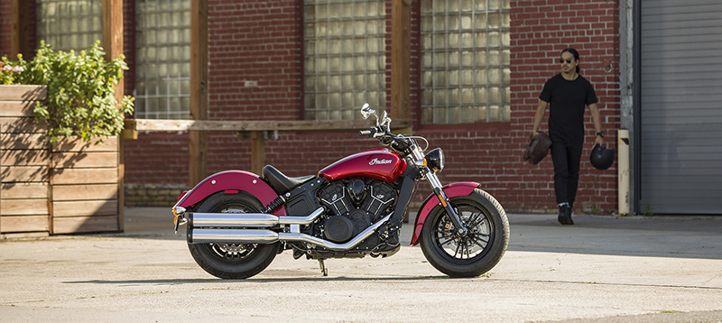2021 Indian Scout® Sixty ABS in Broken Arrow, Oklahoma - Photo 4