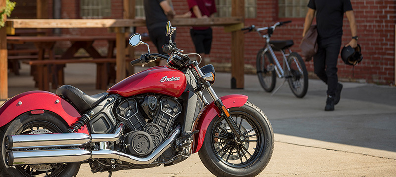 2021 Indian Scout® Sixty ABS in Broken Arrow, Oklahoma - Photo 6