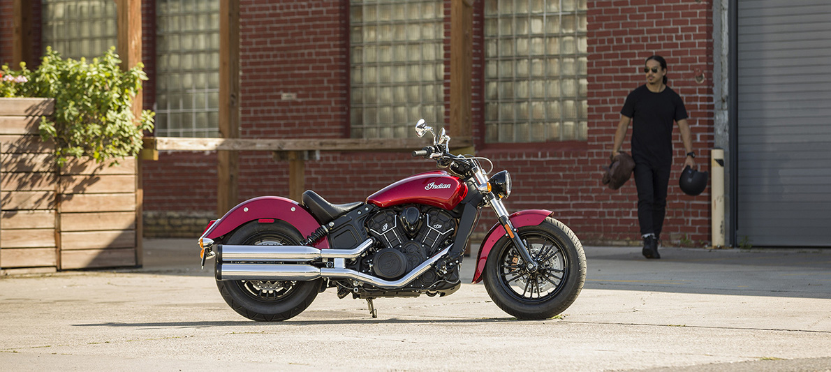 2021 Indian Scout® Sixty ABS in Hollister, California - Photo 6