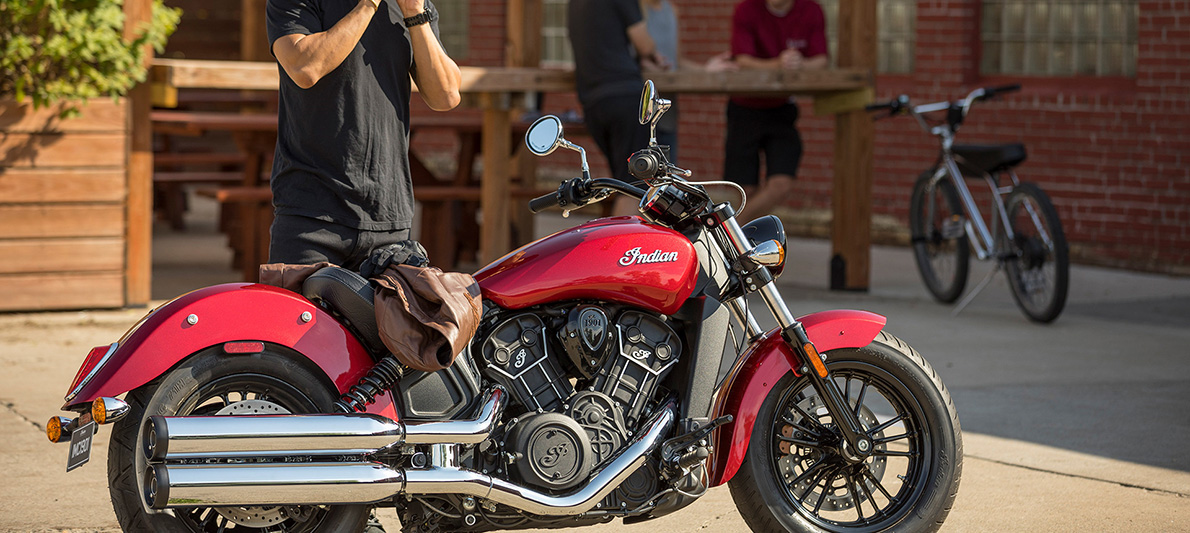 2021 Indian Scout® Sixty ABS in Hollister, California - Photo 11