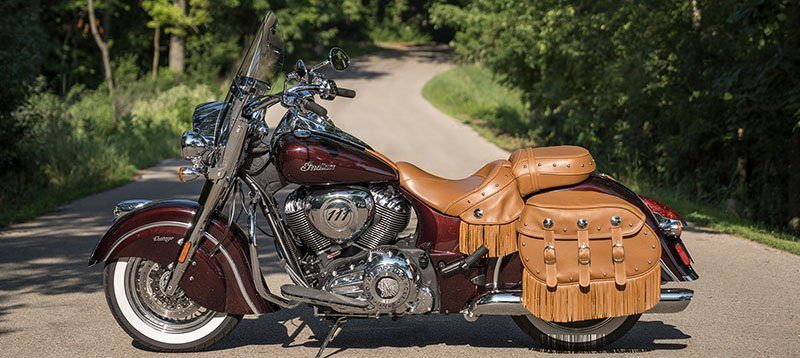 2021 Indian Vintage in De Pere, Wisconsin