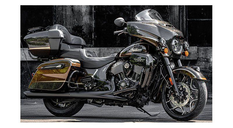 2021 Indian Roadmaster® Dark Horse® Jack Daniel's® Limited Edition in Newport News, Virginia - Photo 1