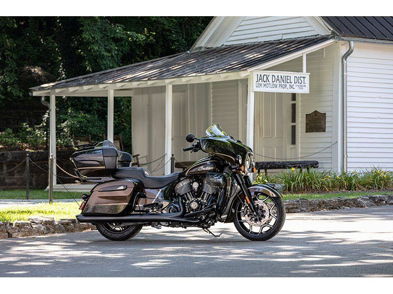 2021 Indian Roadmaster® Dark Horse® Jack Daniel's® Limited Edition in Saint Rose, Louisiana - Photo 2