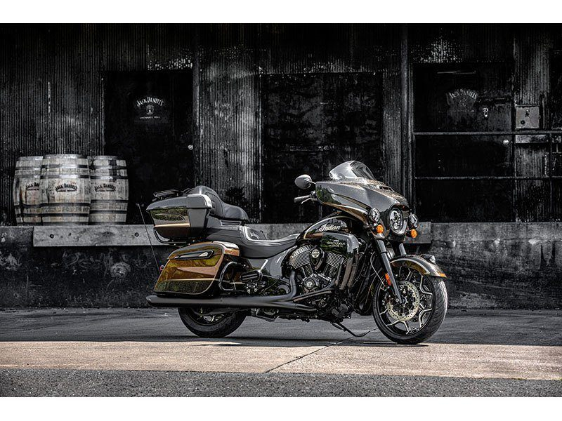 2021 Indian Roadmaster® Dark Horse® Jack Daniel's® Limited Edition in Muskego, Wisconsin