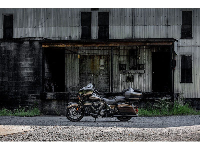 2021 Indian Roadmaster® Dark Horse® Jack Daniel's® Limited Edition in Newport News, Virginia - Photo 4